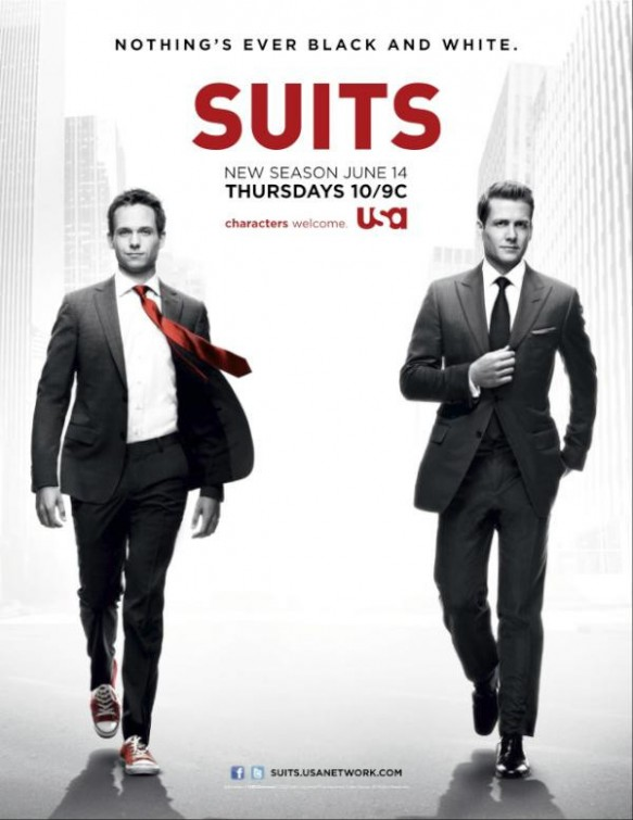 Suits (2011) Poster 1